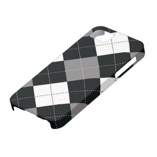 iPhone 5 Case - Argyle Squares - Film