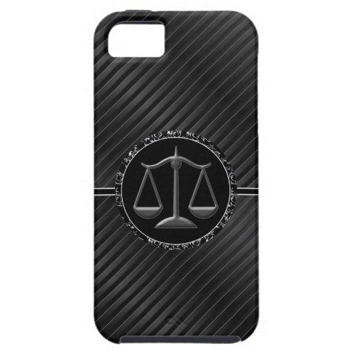 iPhone 5 Case Attorney Theme