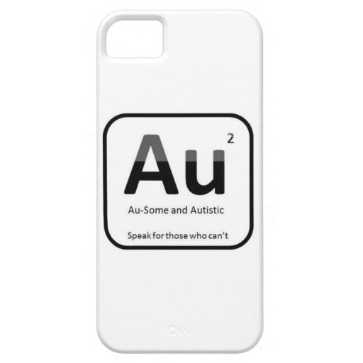 iPhone 5 Case - Au-Some and Autistic