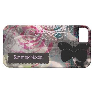 iPhone 5 Case bohemian butterfly ~ Case-Mate