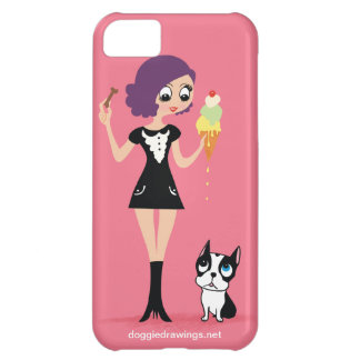 "iPhone 5 Case: Boogie Loves All-Mighty ""Beasley"" iPhone 5C Covers"