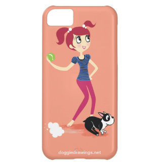 """iPhone 5 Case: Boogie Loves All-Mighty """"Skipper"""""""