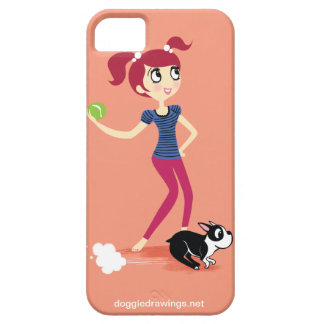 "iPhone 5 Case: Boogie Loves All-Mighty ""Skipper"" iPhone 5 Cases"
