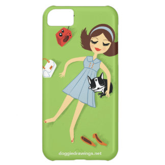 """iPhone 5 Case: Boogie Loves All-Mighty """"The Fanny"""""""