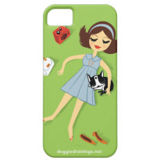 """iPhone 5 Case: Boogie Loves All-Mighty """"The Fanny"""" iPhone SE/5/5s Case at Zazzle"""