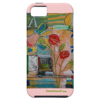 iphone 5 case by Kim Anderson Art