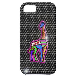 iPhone 5 case Carbon Giraffe change image