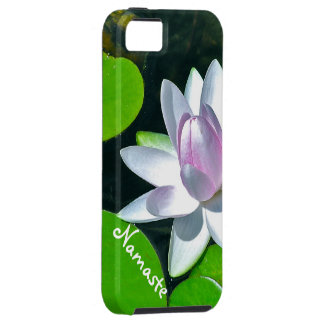 "iPhone 5 Case, Case Mate Vibe, ""Lotus Blossom"""