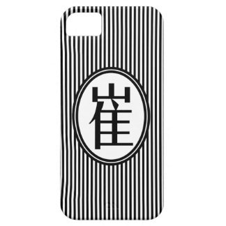 Iphone 5 Case - Chinese Surname Cui