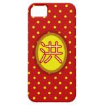 Iphone 5 Case - Chinese Surname Hong