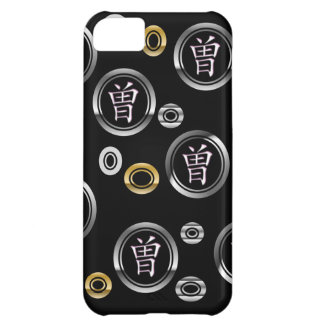 Iphone 5 Case - Chinese Surname Zeng