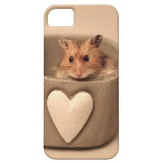 iPhone 5 case, cute hamster iPhone SE/5/5s Case