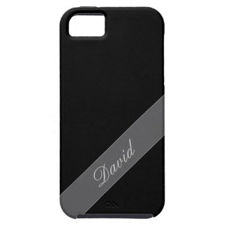 iPhone 5 Case Elegant With Your Name Or Text