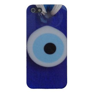 iPhone 5  case evil eye