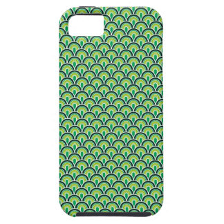 iPhone 5 Case Fabric Texture Retro Style