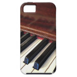 iPhone 5 Case featuring Classical Piano Photo