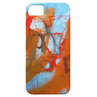 """iPhone 5 Case-""""Figures in Suspension"""" iPhone SE/5/5s Case"""