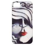 iPhone 5 case girl