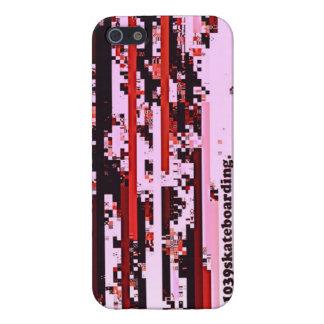 iPhone 5 Case (Glitch Pink)