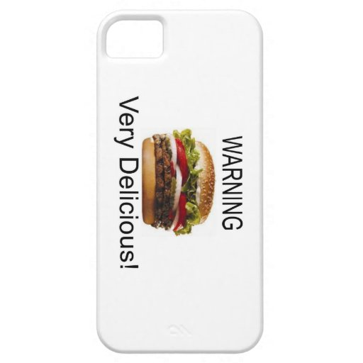 Iphone 5 case - 'good burger'