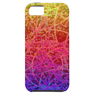 iPhone 5 Case Informel Art Abstract