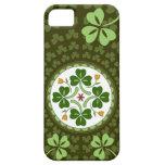 iPhone 5 Case - Irish Good Luck Hex