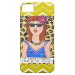 IPHONE 5 CASE- I'VE STOPPED LISTENING. iPhone 5 COVER