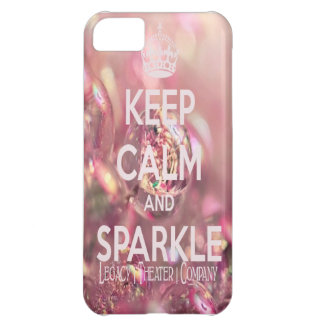 iPhone 5 Case - Keep Calm and Sparkle
