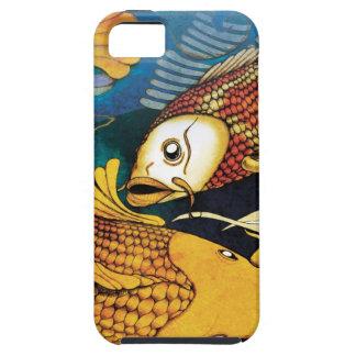 iPhone 5 Case - Koi Fish
