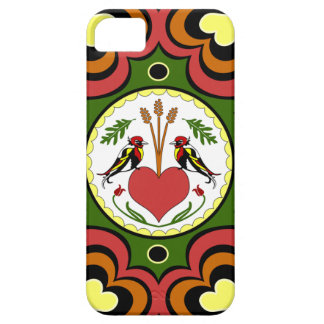 iPhone 5 Case - Long, Happy Relationship Hex