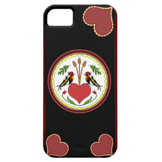 iPhone 5 Case - Long, Happy Relationship Hex v2