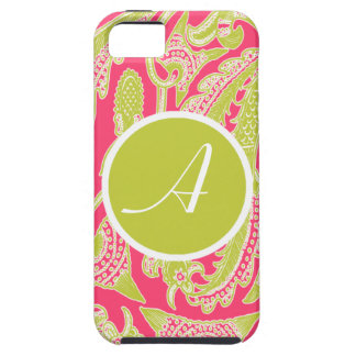 iPhone 5 Case Lucy Ann Monogram by Mally Mac