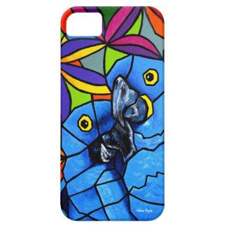 "iPhone 5 Case ""Macaw"""
