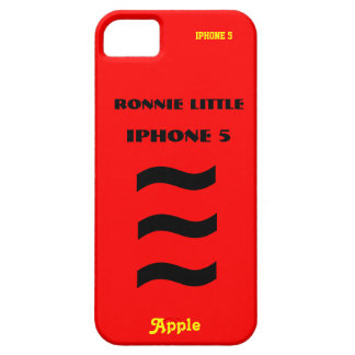 iPhone 5 Case Mate 3 Tilt Red