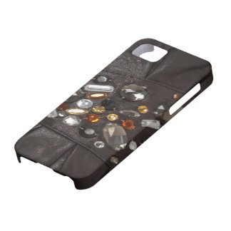 iPhone 5 Case-Mate Barley There leather look