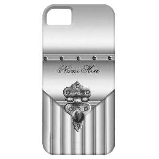 iPhone 5 Case-Mate Case Grey Look Lock