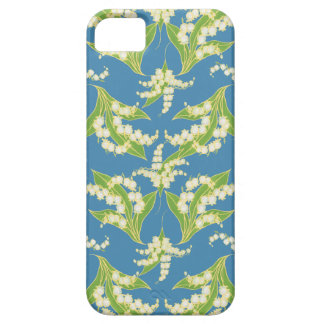 iPhone 5 Case-Mate case Lilies of the Valley Blue