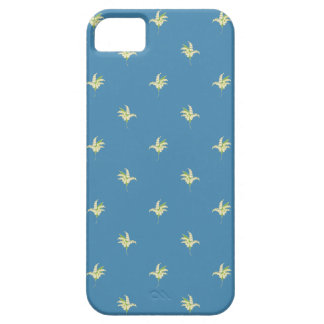 iPhone 5 Case-Mate Case Lilies of the Valley, Blue