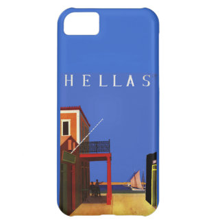 IPhone 5 Case-Mate Case Vintage Hellas Greece iPhone 5C Case