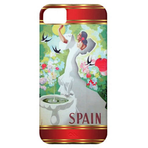 IPhone 5 Case-Mate Case Vintage Spain iPhone 5 Covers