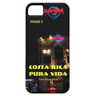 iPhone 5 Case-Mate Costa Rica Pura Vida