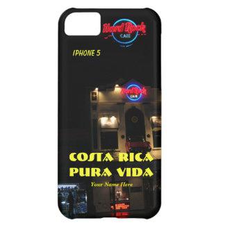 iPhone 5 Case-Mate Costa Rica Pura Vida Case For iPhone 5C