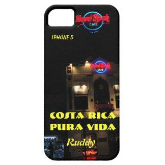 iPhone 5 Case-Mate Costa Rica Pura Vida Ruddy