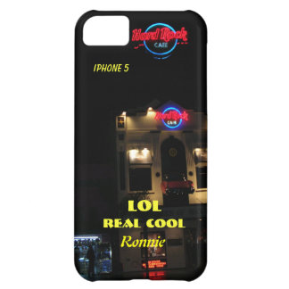 iPhone 5 Case-Mate LOL ReaL CooL Ronnie #1