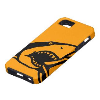 iPhone 5 Case-Mate™ Shark Orange iPhone SE/5/5s Case