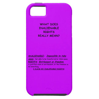iphone 5 Case-Mate Vibe /w What Does Inalienable