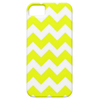 iPhone 5 Case-Mate Yellow Chevron Cover