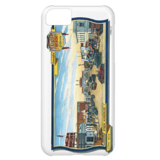 iPhone 5 Case ~Mural #1: Hermosa Beach Pier Plaza