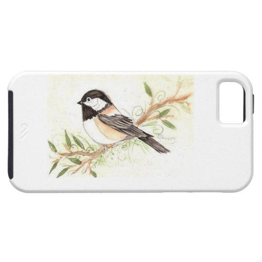 iPhone 5/  Case  - My Little Chickadee