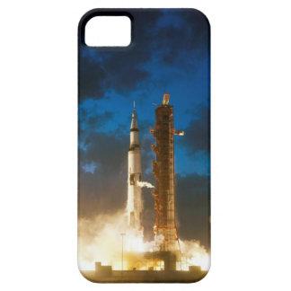 iPhone 5 Case - NASA Apollo 4 Liftoff